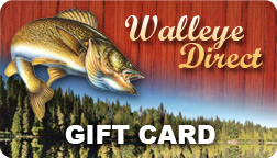 $100 WalleyeDirect.com Gift Certificate