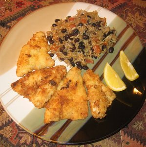 how to cook walleye fillets